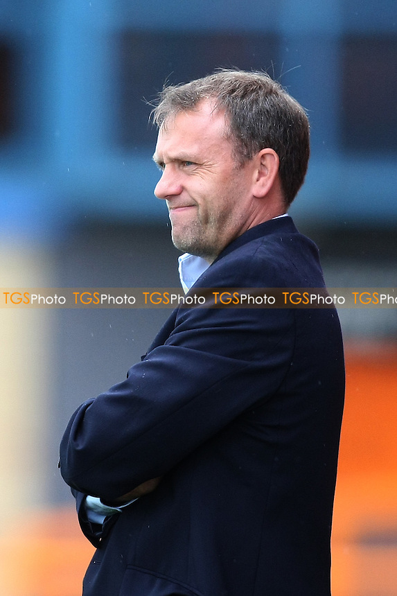 Mark Robson Manager of Barnet - Barnet vs York City - NPower League Two Football at Underhill Stadium, High Barnet, London - 25/08/12 - MANDATORY CREDIT: George Phillipou/TGSPHOTO - Self billing applies where appropriate - 0845 094 6026 - contact@tgsphoto.co.uk - NO UNPAID USE.
