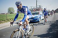 Last round for triple Ronde winner Tom Boonen (BEL/Quick-Step Floors) today<br /> <br />  101th Ronde Van Vlaanderen 2017 (1.UWT)<br /> 1day race: Antwerp &rsaquo; Oudenaarde - BEL (260km)