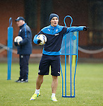 311214 Rangers training