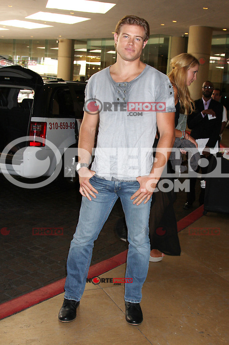 BEVERLY HILLS, CA - AUGUST 02: Trevor Donovan at the Hallmark Channel and Hallmark Movie Channel's 2012 'TCA Summer Press Tour' on August 2, 2012 in Beverly Hills, California. &copy;&nbsp;mpi26/ MediaPunch Inc. /NortePhoto.com<br />
