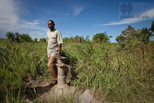 A non-functioning well in Nnindye Parish, Uganda...Photo by Matt Cashore/University of Notre Dame