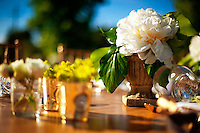 Alana Aldag and Peter Ackerson wedding in Napa on June 2, 2012.