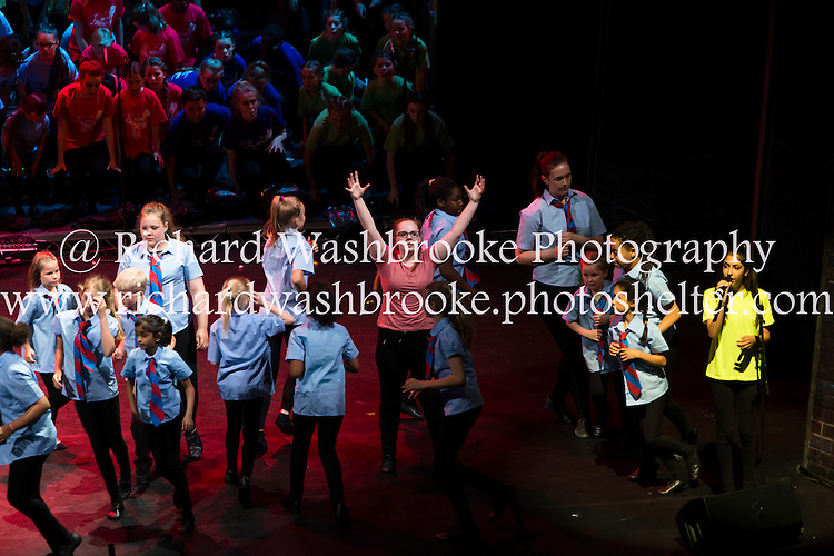 Theatretrain - Now Then, Theatre Royal, Drury Lane, London  5th July 2015<br /> <br /> Photo:  - Richard Washbrooke Photography