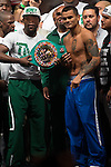 Boxing Mayweather Weighin