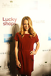 CBS' Blue Bloods Actress Claire Coffee Attends Lucky Magazine's Ninth Annual LUCKY SHOPS Event Hosted by Grammy® Award-Winning Recording Artist, Jennifer Hudson At 82 Mercer, NY   12/6/12