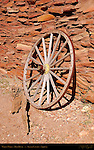 Wagon Wheel, Hopi House, Grand Canyon Village, South Rim, Grand Canyon, Arizona
