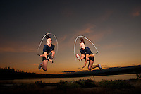 Athlete Portraits - Dynamic