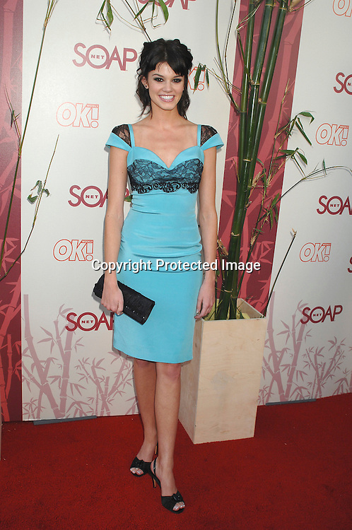 """Rachel Melvin..arriving at The SOAPnet's """"Night Before Party"""" for the ..nominees of the 2007 Daytime Emmy Awards on            June 14, 2007 at Boulevard3 in Hollywood, California...Robin Platzer, Twin Images........212-935-0770"""