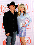 Clint Black and Linda Hartman Black at the 2009 TV Land Awards at the Gibson Amphitheatre on April 19,2009 in Los Angeles..Photo by Chris Walter/Photofeatures