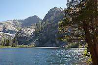 """Eagle Lake 2"" - Photograph of Eagle Lake in the Tahoe Desolation Wilderness."