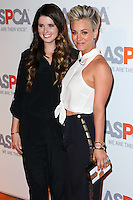 BEL AIR, CA, USA - OCTOBER 22: Katherine Schwarzenegger, Kaley Cuoco arrives at the 2014 ASPCA Compassion Award Dinner Gala held at a Private Residence on October 22, 2014 in Bel Air, California, United States. (Photo by Xavier Collin/Celebrity Monitor)