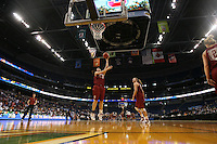 5 April 2008: Stanford Cardinal Morgan Clyburn during Stanford's 2008 NCAA Division I Women's Basketball Final Four open practice at the St. Pete Times Forum Arena in Tampa Bay, FL.