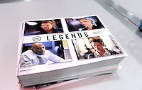 "JUL 26 Comic-Con International 2014 - ""Legends"" - Booth Signing"