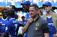 Assistant First Team Coach, Steve Holland, will now be leaving Chelsea to take up a full-time coaching role with England during Chelsea vs Sunderland AFC, Premier League Football at Stamford Bridge on 21st May 2017