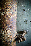 Rusting Pipe