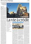 Le Monde, France - January 11, 2011