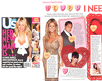 Feb 14, 2006 - Los Angeles, CA, USA - US Weekly magazine ran my photo of quiet cutie Terrence Howard in their Feb. 13th, 2006 issue for a Valentine's Day special..(Credit Image: © Marianna Day Massey/ZUMA Press)