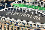Aerial view of Seattle's CenturyLink Field