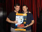 07-07-13 Silence The Musical - Kevin Spirtas - Sean McDermott (GL) (& dad Corry)