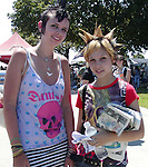 Warped tour,2006. A great time, outrageous music, all types of fun things to do and a wonderful display of our American youth.