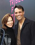 Bronson Picket & wife Lynn Snowden -