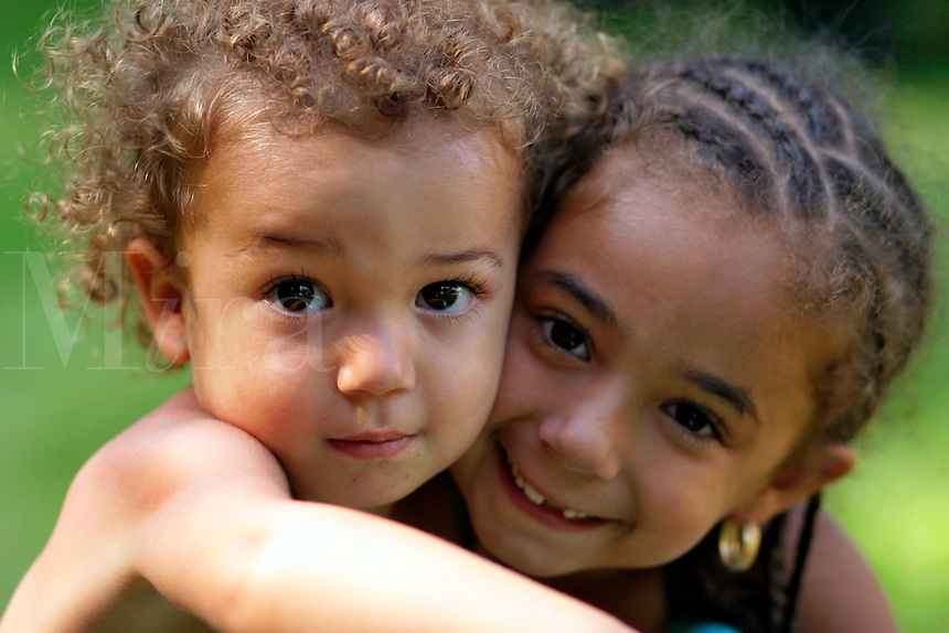 Elisia and  Elijah are brother and sister. Hispanic; Puerto Rican