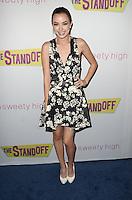 "LOS ANGELES, CA - SEPTEMBER 8: Vanessa Merrell at ""The Standoff"" Premiere at Regal Cinemas in Los Angeles, California on September 8, 2016. Credit: David Edwards/MediaPunch"