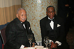 The Hon. David N. Dinkins and The Hon. H. Carl McCall Attend the One Hundred Black Men, Inc. 33rd Annual Benefit Gala Honoring The Hon. David N. Dinkins, Former New York City Mayor and One Hundred Black Men Founder, The Hon. H. Carl McCall, Former New York State Comptroller and Chairman, Board of Trustees, SUNY, Kevin Newell, Executive Vice President and Global Chief Brand Officer, McDonald's Corporation Vivian Pickard, President of GM Foundation, General Motors Corporation, James Reynolds, Jr., Chairman & CEO, Loop Capital Markets Held at New York Marriott Marquis, NY   2/21/13