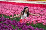 Skagit Valley tulip festival, WA