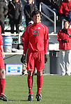 16 December 2007: Ohio State's Roger Espinoza. The Wake Forest University Demon Deacons defeated the Ohio State Buckeyes 2-1 at SAS Stadium in Cary, North Carolina in the NCAA Division I Mens College Cup championship game.