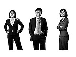 Corporate portraits for advisory firm Grant Thornton