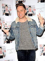 NOV 26 Olly Murs CD Signing