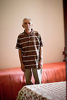 Grandfather. Piracema, Minas Gerais, Brazil, South America, 2007, © Stephen Blake Farrington