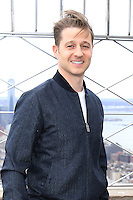 NEW YORK, NY - NOVEMBER 21:  Ben McKenzie at The Empire State Building Observation Deck in New York City promoting the current season of FOX's Gotham on November 21, 2016. Credit: RW/MediaPunch