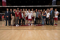 Stanford Volleyball M vs UC San Diego, April 1, 2017