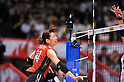 Yukiko Ebata (JPN),.MAY 23, 2012 - Volleyball : FIVB the Women's World Olympic Qualification Tournament for the London Olympics 2012, between Japan 1-3 Korea at Tokyo Metropolitan Gymnasium, Tokyo, Japan. (Photo by Jun Tsukida/AFLO SPORT) [0003].