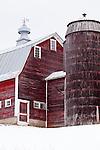 Pomfret Highlands Farm in Pomfret, near Woodstock, VT, USA