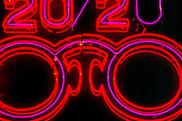 NEON SIGNS ARE POSITIVE<br />