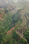 Makaweli River Valley, Kauai, Hawaii