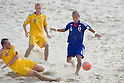 Tomoya Uehara (JPN), SEPTEMBER 4, 2011 - Beach Soccer : FIFA Beach Soccer World Cup Ravenna-Italy 2011 Group D match between Ukraine 4-2 Japan at Stadio del Mare, Marina di Ravenna, Italy, (Photo by Enrico Calderoni/AFLO SPORT) [0391]