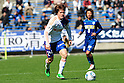 Gotoku Sakai (Albirex), MARCH 5, 2011 - Football : 2011 J.League Division 1 match between Avispa Fukuoka 0-3 Albirex Niigata at Level 5 Stadium in Fukuoka, Japan. (Photo by AFLO)