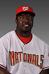 14 March 2008: ..Portrait of Marvin Lowrance, Washington Nationals Minor League player at Spring Training Camp 2008..Mandatory Photo Credit: Ed Wolfstein Photo