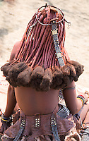 Himba People of Namibia