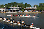 """Oxford University Rowing Clubs Eights Week. Rowing races on the River Isis Oxford. (actually the River Thames). Summer Eights is a """"bumps race"""" intercollegiate rowing regatta takes place end of May in Trinity Term. Boats Clubs."""