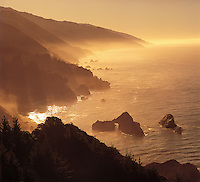 Pacific Coast, California North