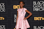 Blackish ActressMARSAI MARTIN  Attends the 2016 BLACK GIRLS ROCK! Hosted by TRACEE ELLIS ROSS  Honors RIHANNA (ROCK STAR AWARD), SHONDA RHIMES (SHOT CALLER), GLADYS KNIGHT LIVING LEGEND AWARD), DANAI GURIRA (STAR POWER), AMANDLA STENBERG YOUNG, GIFTED & BLACK AWARD), AND BLACK LIVES MATTER FOUNDERS PATRISSE CULLORS, OPALL TOMETI AND ALICIA GARZA (CHANGE AGENT AWARD) HELD AT NJPAC