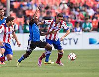 San Jose Earthquakes vs Atletico Madrid, Sunday, July 27, 2014