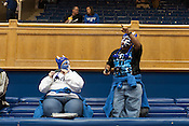 Blue Devil Fans, Cameron Indoor Stadium, Nov. 18, 2012.