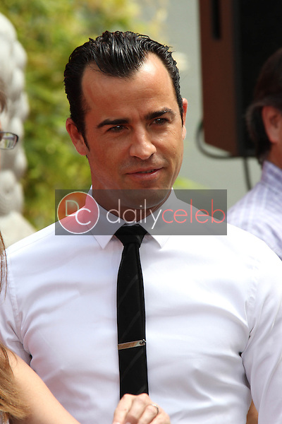 Justin Theroux<br />