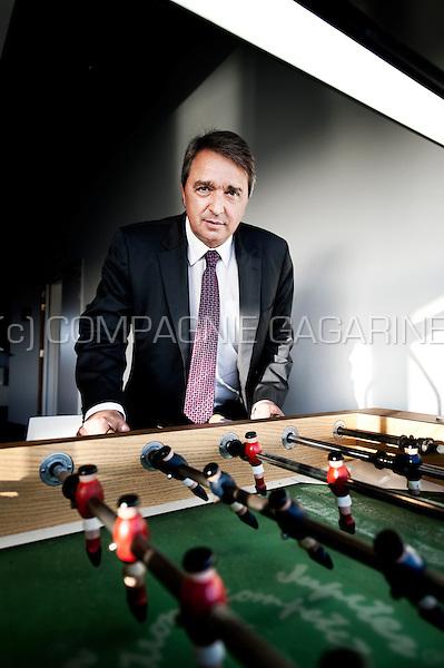 RSC Anderlecht managaer Herman Van Holsbeeck (Belgium, 04/02/2013)